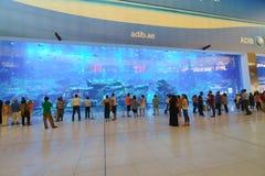 A alameda de Dubai Imagens de Stock