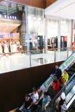 Alameda de Dubai do shopping Imagens de Stock Royalty Free