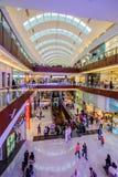 Alameda de Dubai, Dubai, UAE Imagem de Stock