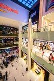 Alameda de Dubai, Dubai, UAE Fotos de Stock