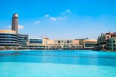 Alameda de Dubai en Dubai, UAE fotos de archivo libres de regalías