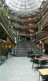 Alameda de la arquitectura del edificio Imágenes de archivo libres de regalías