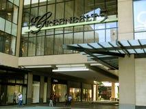 Alameda de la zona verde 5, Makati, Filipinas Fotografía de archivo libre de regalías