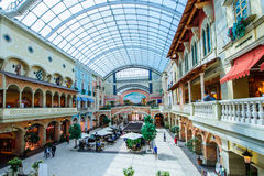 Alameda de Mercato, Dubai, UAE Fotos de Stock