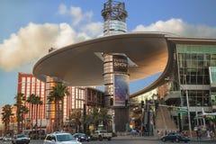 Alameda del desfile de moda en Las Vegas, Nevada. foto de archivo