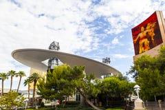 Alameda do desfile de moda - Las Vegas Imagens de Stock