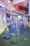 Alameda dos cristais de Las Vegas Imagens de Stock