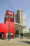 Alameda em Mulhouse (France) Imagem de Stock
