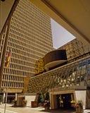 Alameda en el centro de Peachtree Imagen de archivo