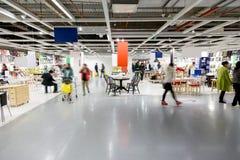 Alameda grande de los muebles Fotografía de archivo libre de regalías