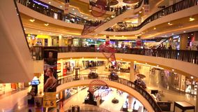 Alameda grande do festival central, armazém em Ásia Foto de Stock