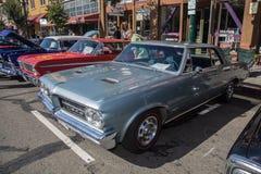 Alameda het Klassieke Car Show 2014 van de Parkstraat Royalty-vrije Stock Afbeeldingen