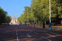 A alameda, Londres Foto de Stock Royalty Free