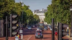 A alameda, Londres Fotos de Stock