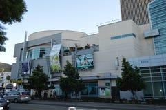 Alameda Los Ángeles de Koreatown Fotos de archivo