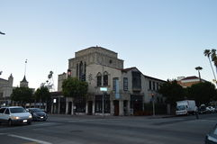 Alameda Los Ángeles de Koreatown Imágenes de archivo libres de regalías