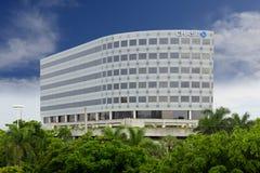 Alameda Miami de Chase Bank Aventura Imagem de Stock