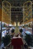 Alameda nueva y moderna de Arkaden - de compras en Potsdamer Platz Imagen de archivo libre de regalías