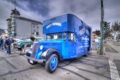 Alameda-Park-Straßen-Oldtimer-Show 2013 Lizenzfreie Stockfotos