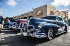 Alameda Park Street Classic Car Show 2014. Alameda Park Street Classic Car Show Taken 2014 by Luigi Dionisio Royalty Free Stock Images