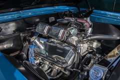Alameda Park Street Classic Car Show 2014 Stock Photography