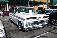 Alameda Park Street Classic Car Show 2014 Royalty Free Stock Photography