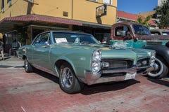 Alameda Park Street Classic Car Show 2014 Stock Photos