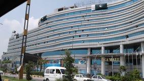 Alameda Rawalpindi Paquistão de Giga Fotografia de Stock