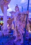 Alameda shoping del foro de Las Vegas Fotografía de archivo
