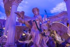 Alameda shoping del foro de Las Vegas Imagenes de archivo