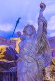 Alameda shoping del foro de Las Vegas Fotografía de archivo libre de regalías
