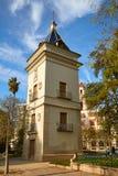 Alameda Torre de Guardas tower in Valencia. Alameda Albereda Torre de Guardas tower in Valencia of spain Royalty Free Stock Photo
