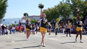 Alameda vierde van Juli-Parade 2017 Royalty-vrije Stock Fotografie