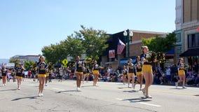 Alameda 4. von Juli-Parade 2017 Stockbild