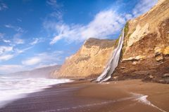 Alamere Falls Royalty Free Stock Photos
