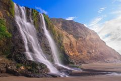 Alamere Falls Stock Photo