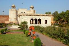 Alamgiri port, Lahore fort, Lahore, Pakistan Royaltyfri Fotografi