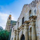 Alamo смотря вверх Стоковое Фото
