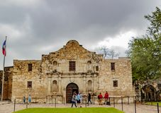 Alamo zdjęcia stock