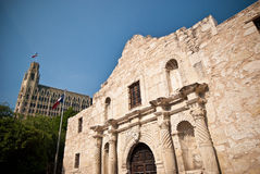 The Alamo Stock Image