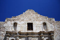 The Alamo. The historic Alamo in downtown San Antonio, Texas royalty free stock photos