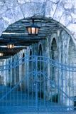 The Alamo. Famous historical mission in San Antonio, Texas Stock Photo