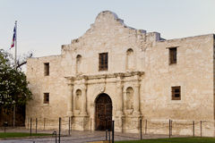 The Alamo. The Alamo in San Antonio, Texas royalty free stock photography