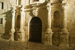 Alamo Royalty-vrije Stock Foto