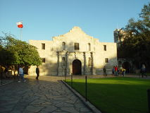 The Alamo stock image
