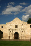 The Alamo. In San Antonio, Texas stock image