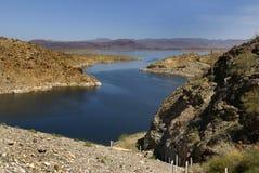 alamo Arizona jeziora parka stan Fotografia Stock
