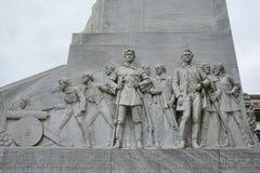 Alamo Cenotaafmening Royalty-vrije Stock Foto