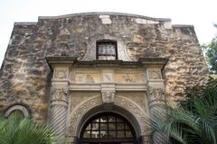 Alamo em San Antonio fotos de stock
