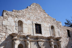 Alamo em San Antonio fotografia de stock